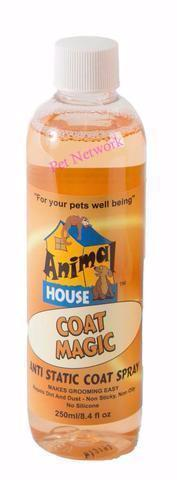 ANIMAL HOUSE COAT MAGIC UNTANGLER RTU FOR DOGS - ASSORTED SIZES