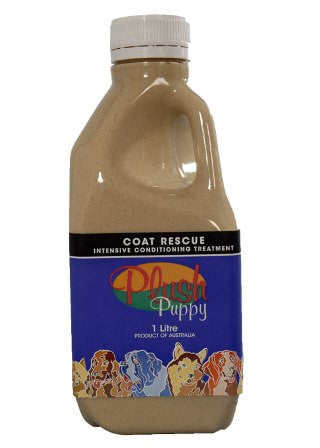 PLUSH PUPPY COAT RESCUE 1LITRE