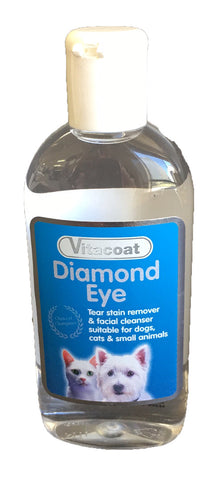 VITACOAT DIAMOND EYE - Tear Stain Remover - 125ml