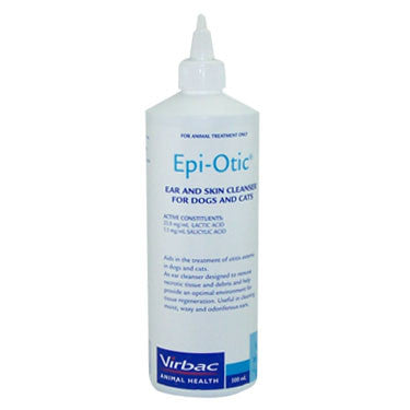 EPI-OTIC EAR & SKIN CLEANSER 237ML
