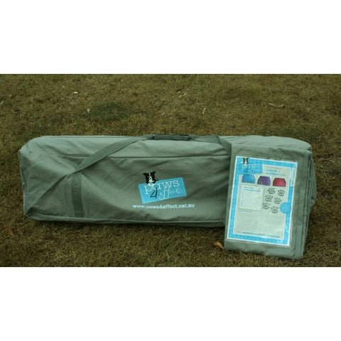 PAWS 4 EFFECT SPARE CARRY BAG FOR 2.4M x 2.4M GROUND MAT