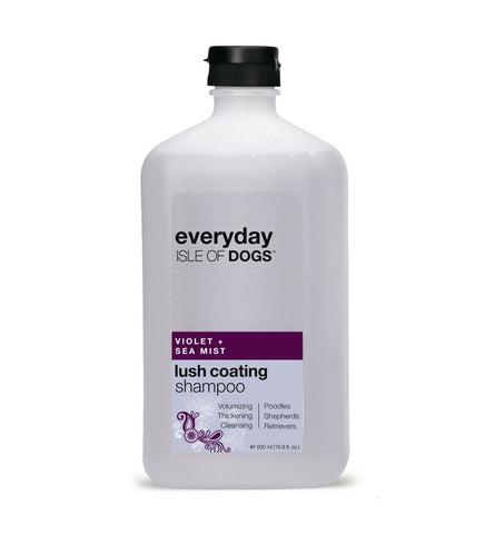 ISLE OF DOGS EVERYDAY LUSH COATING SHAMPOO 500ML