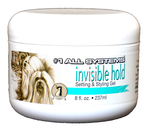 #1 ALL SYSTEMS INVISIBLE HOLD FOR DOGS AND CATS