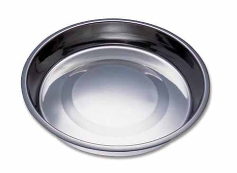 "PUPPY PAN 25CM (10"") STAINLESS STEEL"