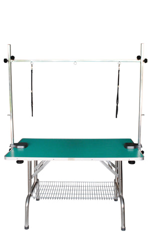 GIANT GROOMING TABLE 110(L) x 60(W) x 65(H)cm - Blue only - PN301A