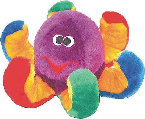 "MEDIUM OCTOPUS 8"" DOG TOY"