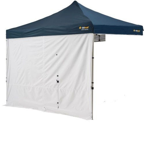 OZTRAIL CENTRE ZIP SOLID WALL 3M