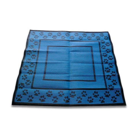 PAWS 4 EFFECT CANINE GROUND MAT 3m x 3m - ASSORTED COLOURS AVAILABLE