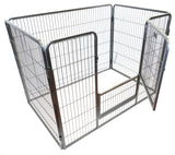 ANIMAL HOUSE 4 PANEL PUPPY PLAY PEN