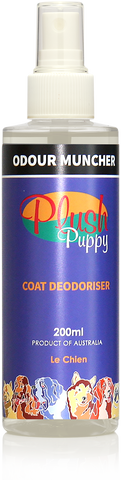 PLUSH PUPPY ODOUR MUNCHER 200ml