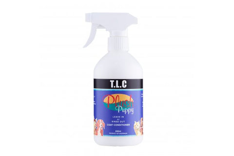PLUSH PUPPY TLC COAT CONDITIONER 500ml