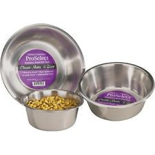 1 PINT (0.55 L) CLASSIC MATTE STAINLESS STEEL BOWL