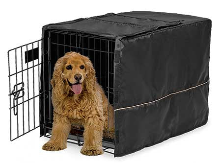 QUIET TIME POLYESTER CRATE COVER - 30""