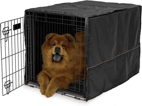 QUIET TIME POLYESTER CRATE COVER - 36""