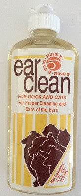 RING 5 - EAR CLEAN (118ml)