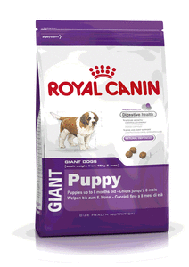 ROYAL CANIN GIANT PUPPY 15KG (PICK UP ONLY)
