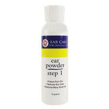MIRACLE CARE R-7 EAR POWDER WITH ROSIN GRIP (12GMS)