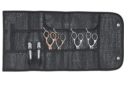 SIBEL SCISSOR CASE MULTI TOOL ROLL