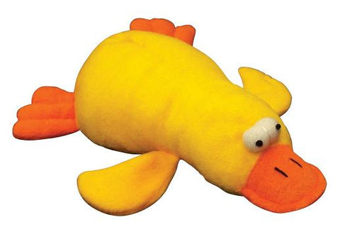 "SILLY SOUND OFFS DUCK 6"" DOG TOY"