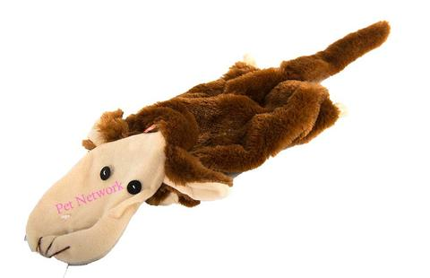 UNSTUFFIES FARM FRIEND DOG TOY - GOAT SMALL