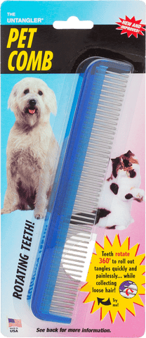 UNTANGLER PET COMB - LARGE