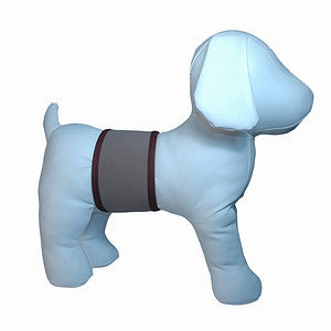 LIL' PUDDLERS BELLY BAND FOR DOGS (25-30CM)