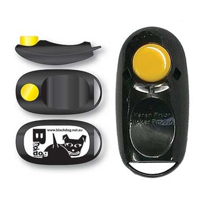 BLACK DOG i-CLICK TRAINING CLICKER