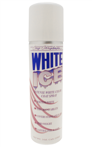 CHRIS CHRISTENSEN WHITE ICE SPRAY 3OZ