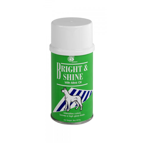 RING 5 BRIGHT N SHINE SPRAY