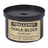 CHALLENGE CHALK BLOCK BLACK 80GM