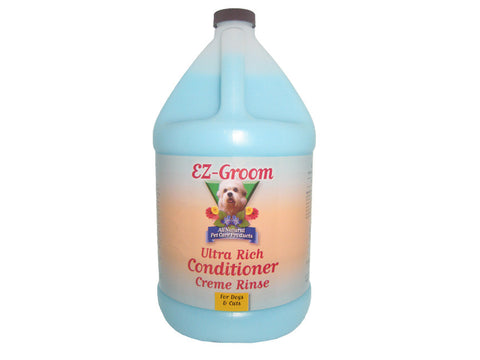 E-Z GROOM ULTRA RICH CONDITIONER 3.8 LTR (1Gallon)
