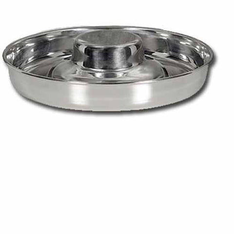 RAISED CENTRE PUPPY PAN 11""