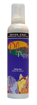 PLUSH PUPPY REVIVA COAT 250GM