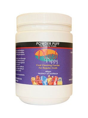 PLUSH PUPPY POWDER PUFF REGULAR 400g