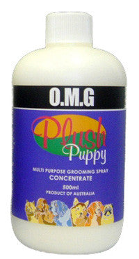 PLUSH PUPPY OMG CONCENTRATE 500ML