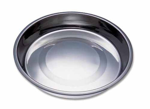 "PUPPY PAN 35CM (14"") STAINLESS STEEL"