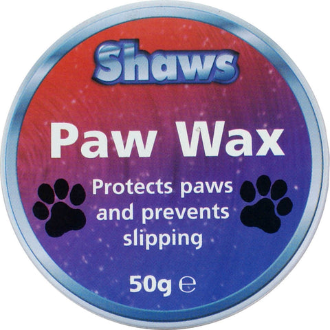 SHAWS PAW WAX 50GM
