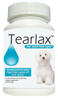 TEARLAX SAFE TEAR STAIN REMOVER AND PREVENTION