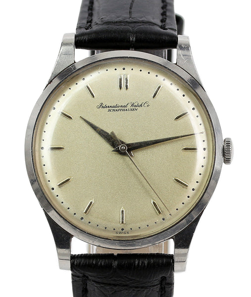 IWC Vintage Mechanical (Hand-winding)