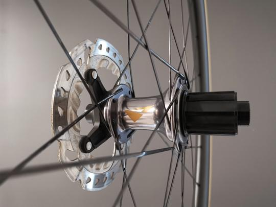 SL30-50mm . Velotechnic DS1-D . Disc Brake