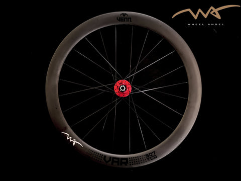 Venn VAR 507 Disc - CFD & Wind Tunnel Tested . Chris King R45D