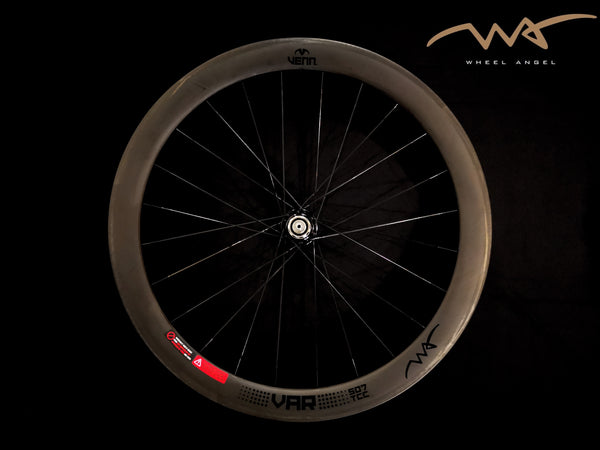 Venn VAR 507 - CFD & Wind Tunnel Tested . Velotechnic DS1