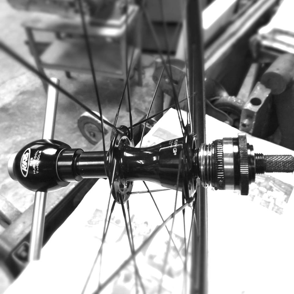 #SpeedCharge Your Chris King R45 Hubs