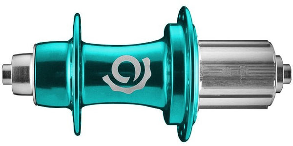 Industry Nine Torch Classic Road Hubs Turquoise