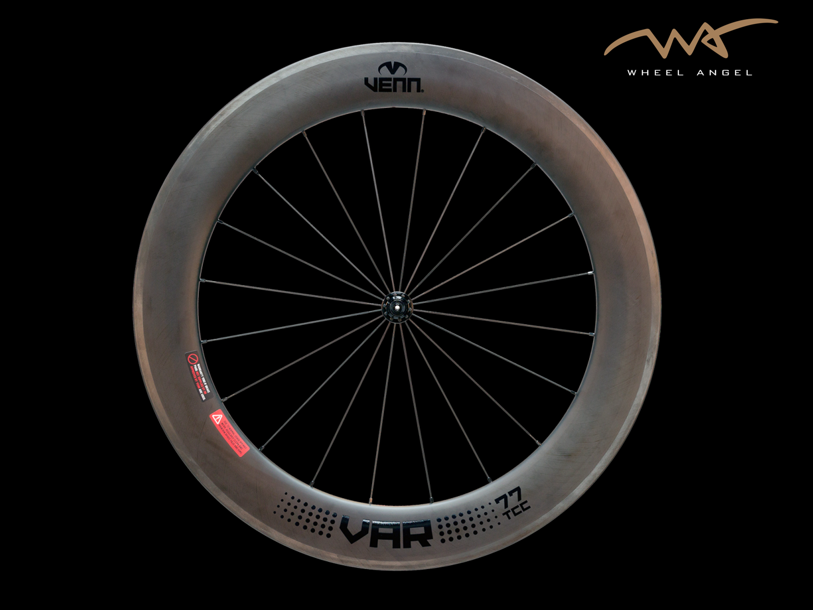 Venn VAR 77 - Artificial Intelligence Design Rims . Velotechnic DS1