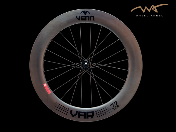 Venn VAR 77 Disc - Artificial Intelligence Design Rims . Chris King R45D