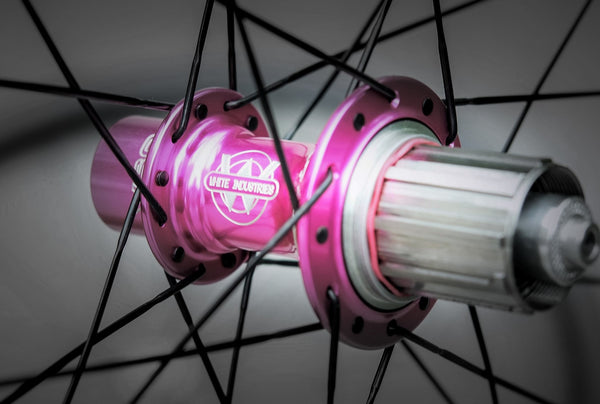White Industries T11 Pink