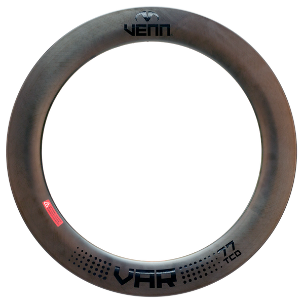Venn VAR 77 Disc - Artificial Intelligence Design Rims . Velotechnic DS1-D