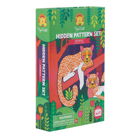 Hidden pattern-Animals