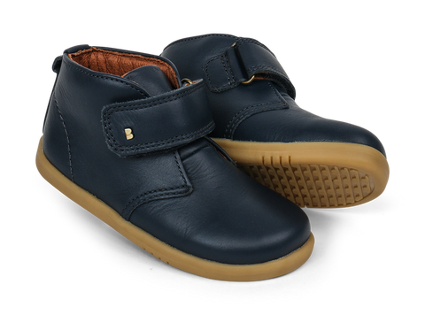 Desert boot Navy Step up